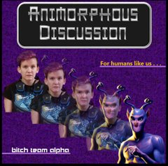 logo for Animorphous Discussion