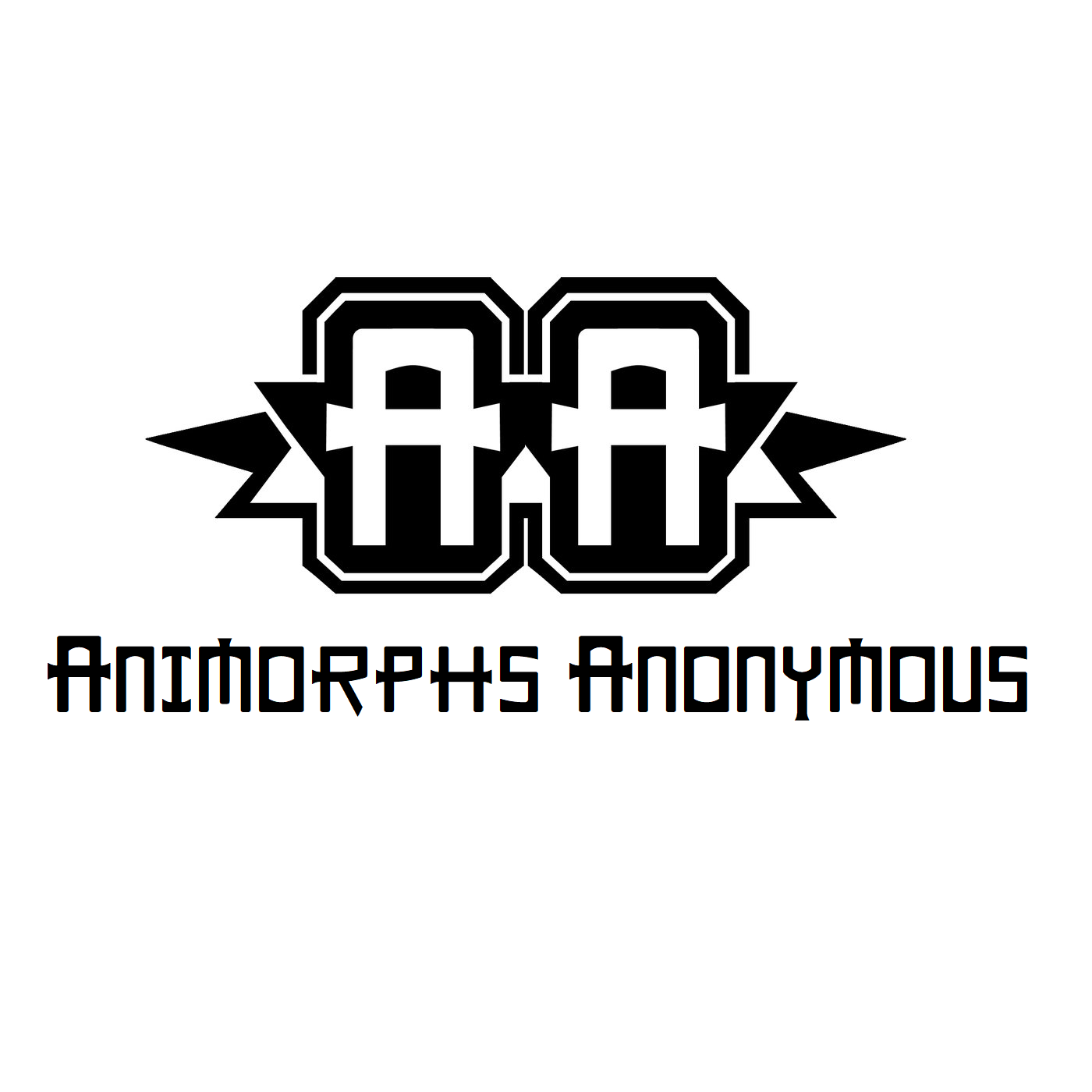 logo for Animorphs Anonymous