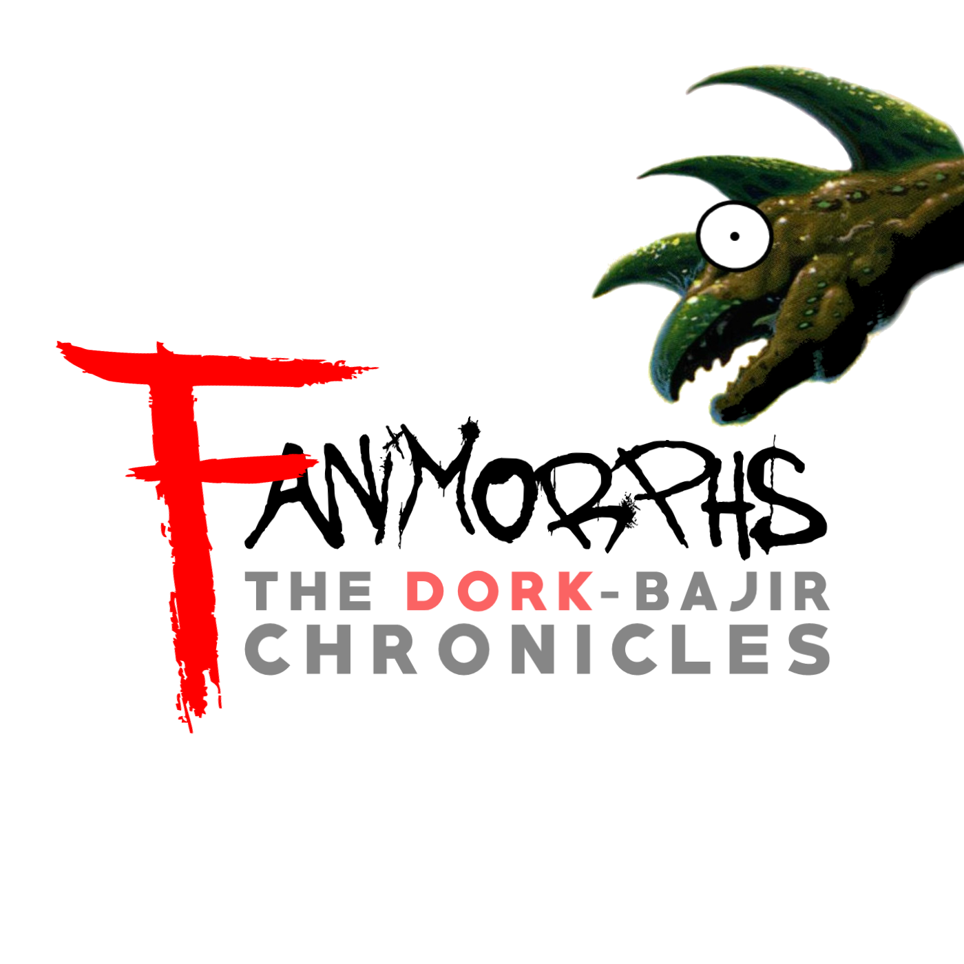 logo for Fanimorphs The Dork-Bajir Chronicles