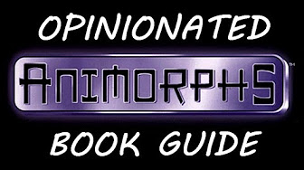 logo for Opinionated Animorphs Book Guide