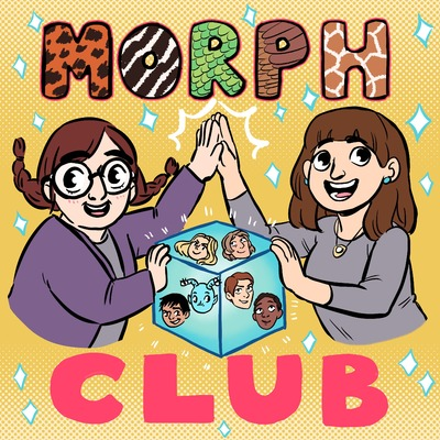 logo for Morph Club