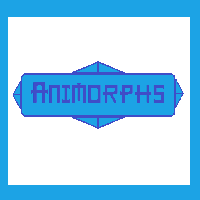 logo for Animorphs Aloud