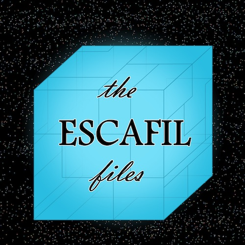 logo for The Escafil Files